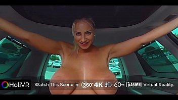 Секс негра с упитанной блондинкой