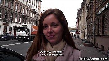 Русскую девчоночку в колготочках пердолит бойфренд в пилотку раком
